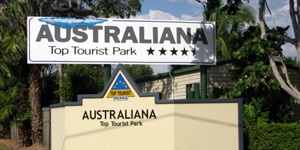 australians top tourist park image