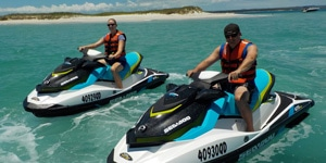 Fraser Coast Jetski Tours