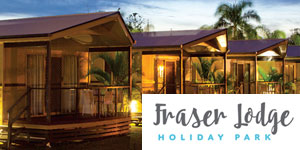 Fraser Lodge Holiday Park Hervey Bay