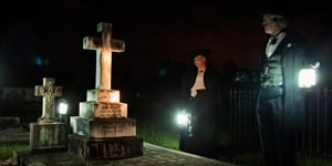 Ghostly Tours & Tales of Maryborough